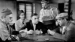 "A scene from the 1938 movie ""Algiers"" that I watched yesterday."