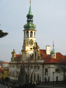 One of the churches in the area around Castle Hill.  The Czech Republic as a whole is not very religious, but Scott and I enjoyed spending a bit of time in every church we visited praying.  It was an awesome experience!