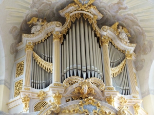 In my humble opinion, no church is truly complete without a pipe organ. This one is certainly beautiful!