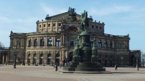 The Dresden Opera House