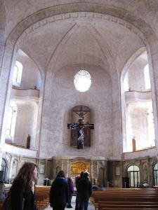 inside the Hofkirche