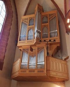 St Nicholas organ