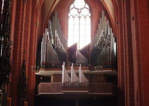 This organ.