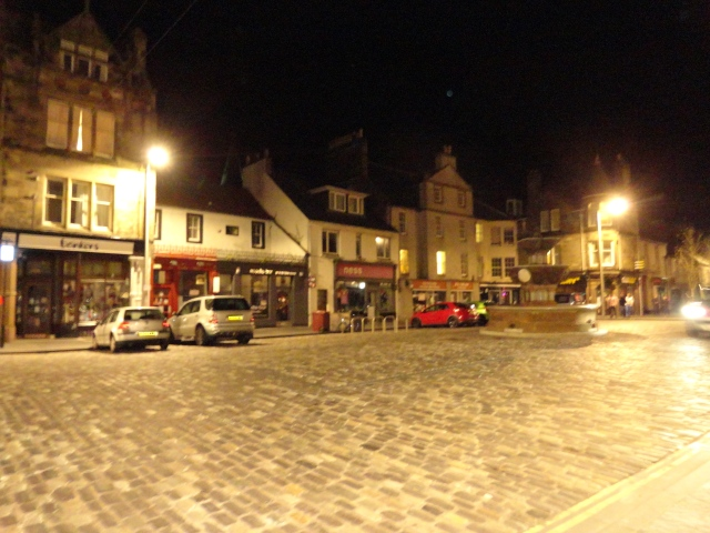 St. Andrews at night :)