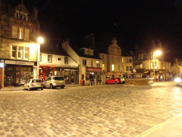 St. Andrews at night :)