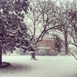 Euphie Hall, photo by Sami Maree '14