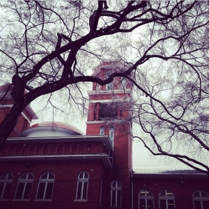 Erskine Building, photo by Sarah Baroody '16