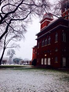 the Erskine Building, photo from Tegan Van Rijn '17