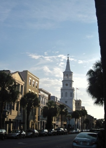 Charleston: home sweet home
