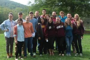 Erskine RUF takes Camp Greystone